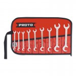 Stanley J3300A Proto Short Angle Open End Wrench Sets