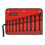 Stanley SCRM-10S Proto Spline Non-Reversing Combination Wrench Sets