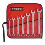Stanley 3700AT Proto Torqueplus Combination Flare Nut Wrench Sets