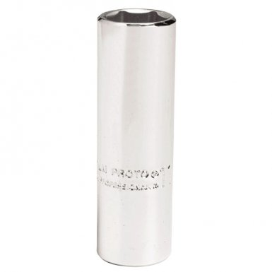 Stanley 4710LM Proto Torqueplus Metric Deep Sockets 1/4 in
