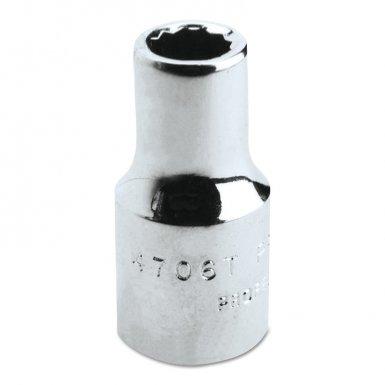 Stanley 4711T Proto Torqueplus Sockets 1/4 in