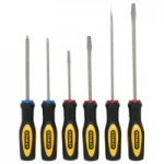 Stanley 60-060 Standard Fluted Screwdriver Sets
