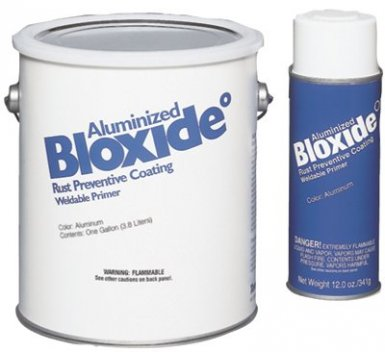 Tempil 24102 Bloxide Rust Preventive Weldable Coatings