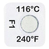 Tempil 26264 Series 21 Tempilable Temperature Indicating Labels