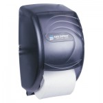 The Colman Group, Inc SJMR3590TBK San Jamar Dispenser Duett Standard Bath Tissue Dispenser