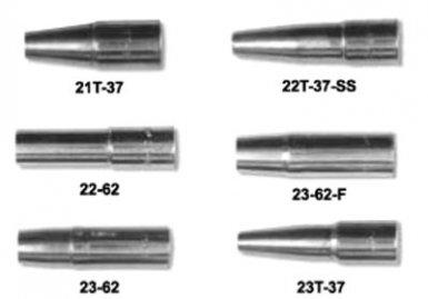 Thermadyne 22T37SS Tweco 22 Series Nozzles