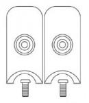 Thermadyne A5321P Tweco Insulators