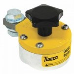 Thermadyne 9255-1062 Tweco Switchable Magnetic Ground Clamp