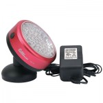 Ullman RT-48LTCH LED Rechargeable Magnetic Rotating Work Light