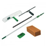 Unger UNGPWK00 Pro Window Cleaning Kit