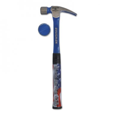 Vaughan R404ML Milled Face Solid Steel Rip Hammer