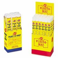 Warp Brothers PM25P Plast-O-Mat Ribbed Floor Runners