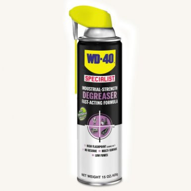 WD-40 300280 Specialist Industrial-Strength Degreasers