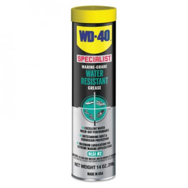 WD-40 300417 Specialist Marine Grade Water Resistant Grease