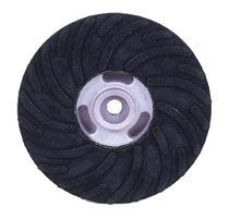 Weiler 59600 Back-up Pads for Resin Fiber Discs and AL-tra CUT Discs