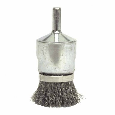 Weiler 11101 Banded Crimped Wire End Brushes