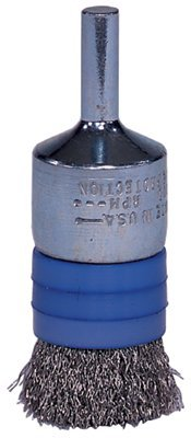 Weiler 11110 Banded Crimped Wire End Brushes