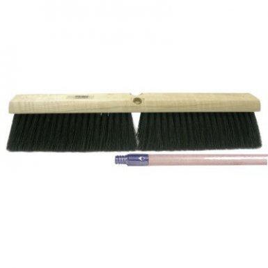 Weiler 44859 Black Tampico Medium Sweep Brushes