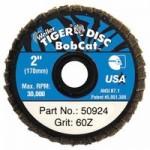 Weiler 50924 Bobcat Flap Discs