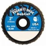 Weiler 50925 Bobcat Flap Discs