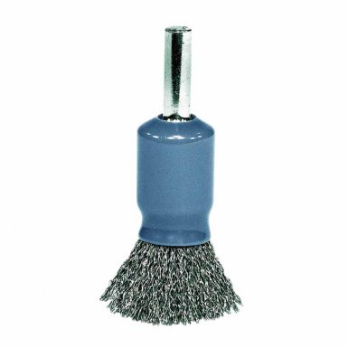 Weiler 11010 Coated Cup Crimped Wire End Brush