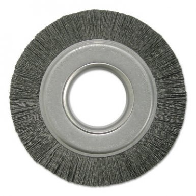 Weiler 86120 Composite Metal Hub Wheel Brushes