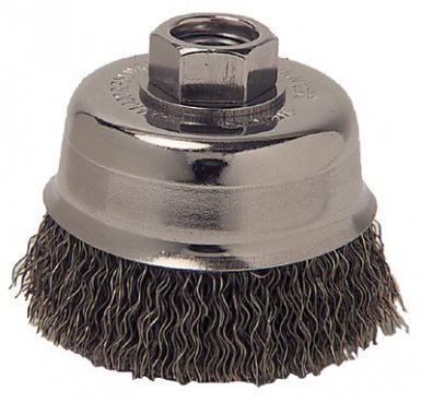 Weiler 13245 Crimped Wire Cup Brushes