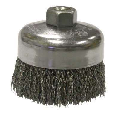 Weiler 14026 Crimped Wire Cup Brushes