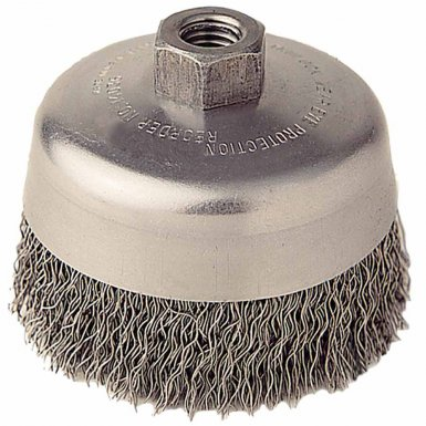 Weiler 14036 Crimped Wire Cup Brushes