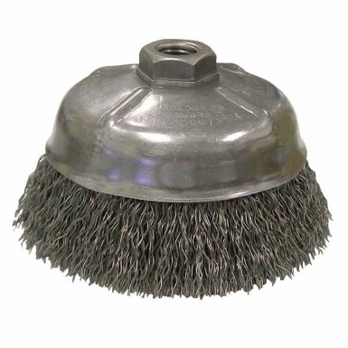 Weiler 14216 Crimped Wire Cup Brushes