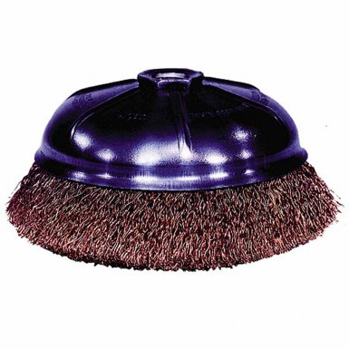 Weiler 14316 Crimped Wire Cup Brushes
