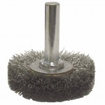 Weiler 17956 Crimped Wire Radial Wheel Brushes