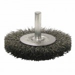 Weiler 17962 Crimped Wire Radial Wheel Brushes