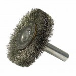 Weiler 17971 Crimped Wire Radial Wheel Brushes