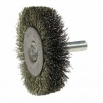 Weiler 17974 Crimped Wire Radial Wheel Brushes