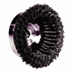 Weiler 12926 Double Row Heavy-Duty Knot Wire Cup Brushes