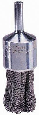 Weiler 10208 Knot Wire End Brush