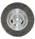 Medium-Face Crimped Wire Wheels