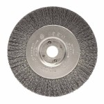 Weiler 184 Narrow Face Crimped Wire Wheels