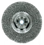 Weiler 1075 Narrow Face Crimped Wire Wheels