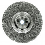 Weiler 01075P Narrow Face Crimped Wire Wheels