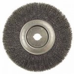 Weiler 01250-12 Narrow Face Crimped Wire Wheels