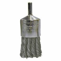 Weiler 10392 Nickel Plated End Brushes