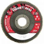Weiler 50131 Saber Tooth Abrasive Flap Discs