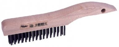 Weiler 44063 Shoe Handle Scratch Brushes