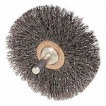 Weiler 17614 Stem-Mounted Narrow Conflex Brushes