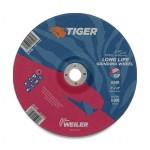 Weiler 57126 Tiger AO TY 27 Grinding Wheels