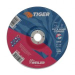 Weiler 57104 Tiger AO Type 27 Combo Wheels