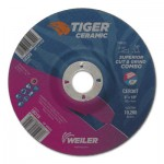 Weiler 58319 Tiger Ceramic Combo Wheels