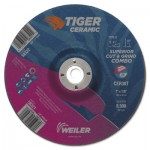 Weiler 58321 Tiger Ceramic Combo Wheels